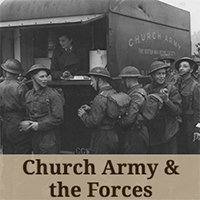 Church Army and the Forces