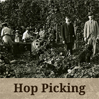 Hop picking ministry