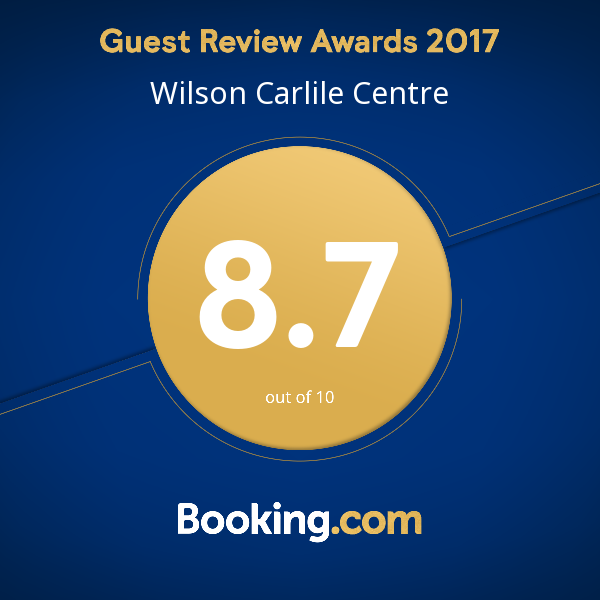 Booking.com rating 2017